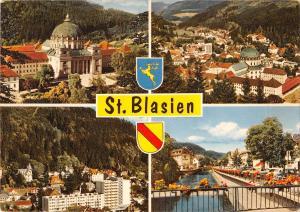 GG11662 St Blasien Hochschwarzwald Bruecke Gesamtansicht