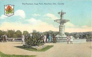 D/B The Fountain Gage Park Hamilton Ontario ON Canada