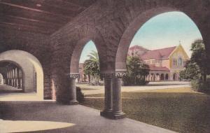 Memorial Church Stanford University Stanford California Handcolored Albertype