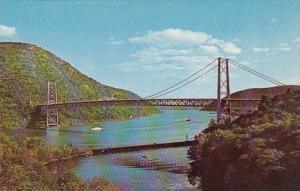 New York City Bear Mountain Bridge New York
