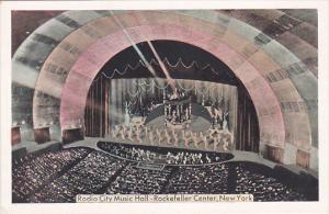 Radio City Music Hall, Rockefeller Center, NEW YORK CITY, New York, 40-60´s
