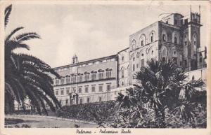 Italy Palermo Palazzina Reale