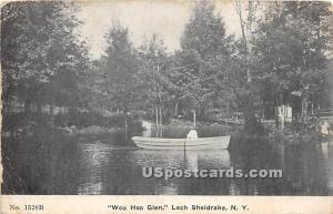 Woo Hoo Glen Loch Sheldrake NY 1912