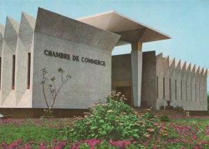 Chambre De Commerce De Niamey Niger African Postcard