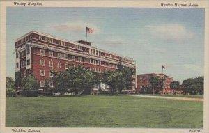 Kansas Wichita Wesley Hospital