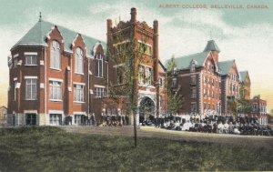BELLEVILLE , Ontario , Canada , 1900-10s ; Albert College