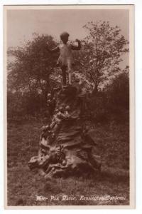 Statue Peter Pan