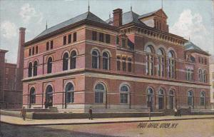 United States Post Office, Utica, New York, PU-1912