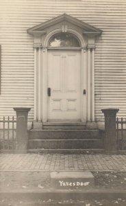 RP; PORTSMOUTH , N.H. , 1910-20s ; Yates Door