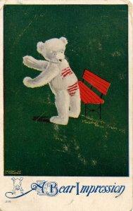 A Bear Impression  (Teddy Bear)   Artist: Twelvetrees
