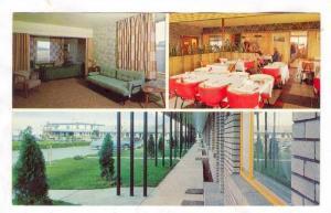 3Views, Bruce MacDonald Motor Lodge & Restaurant, Ottawa, Ontario, Canada, PU...