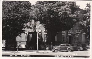 RP: CLINTONVILLE , Wisconsin , 30-40s : Hotel Marson