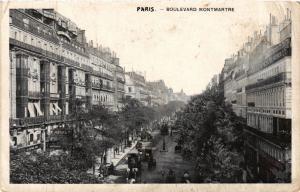 CPA PARIS 2e-Boulevard Montmartre (322152)