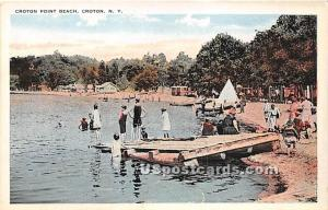 Croton Point Beach Croton NY Unused
