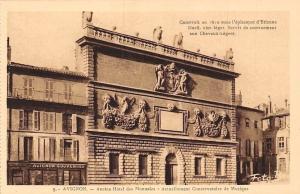 France Avignon Ancien Hotel des Monnaies, Actuellement Conservatoire de Musique