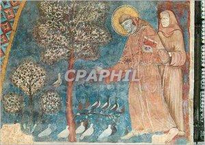 Modern Postcard Assisi Basilica di S. Francesco (Chiesa Inferiore)