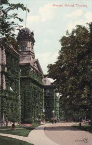 TORONTO , Ontario , Canada , PU-1908 : Normal School