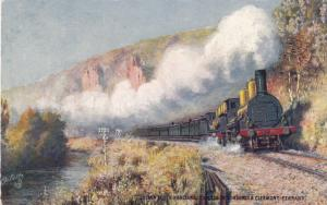 Chemin de fer d'Orleans Ver-6 , France , 00-10s ; Railroad Train : TUCK