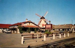 California Solvang Danish Village Dutch Windmill