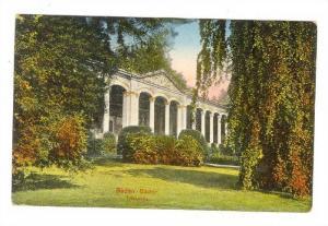 Trinkhalle, Baden-Baden (Baden-Wurttemburg), Germany, 1900-1910s