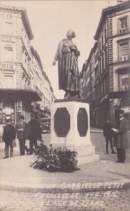 France Paris Monument Gabrielle Petit