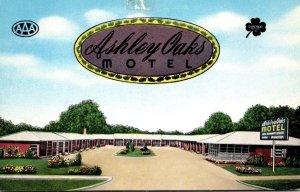 Georgia Valdosta Ashley Oaks Motel