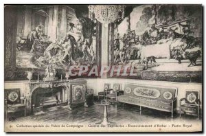 Old Postcard Special Collection of the Palace of Compiegne Gallery Esther Fai...