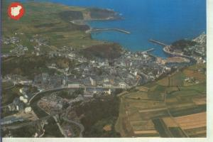 Postal 014260: Vista aerea de Luarca, Asturias