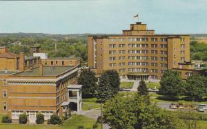 The Kitchener- Waterloo Hospital showing the Nurses Residence,  Kitchener-Wat...