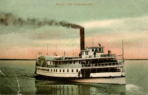Clyde Steamship Lines - SS City of Jacksonville