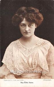 Miss Delia Mason Theater Actor / Actress 1905