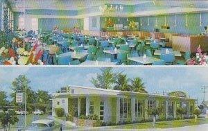 Florida Miami Sylvania Cafeteria