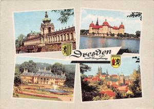 Dresden und Umgebung Schloss Moritzburg Barockmuseum Pillnitz Bergpalais