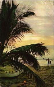 CPM Vallarta Puesta del Sol en Playa de las Delicias MEXICO (640629)
