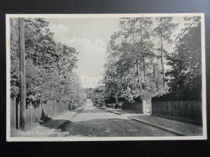 Berkshire SUNNINGDALE Belvedere Fort / Charters Road - Old Postcard by RAP Ltd