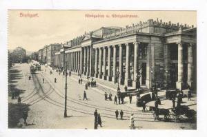 Stuttgart, Baden-Württemberg, Germany, 00-10s  Konigsbau u. Konigsstrasse