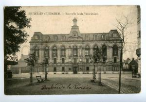 138747 BRUXELLES Belgium BRUSSELS CUREGHEM Veterinary School