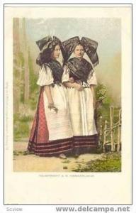 Volkstracht, A. D. Hanauerlande, Germany, 00-10s