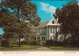 Missouri Independence Home Of Harry S Truman