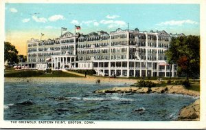 Connecticut Groton Eastern Point The Griswold 1927 Curteich