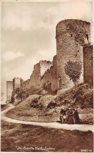 The Castle Walk Chateau Promenade Ludlow