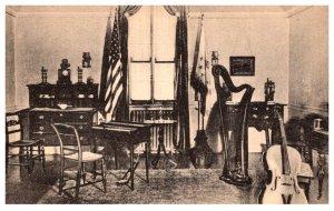 Washington D.C.    Memorial Continental Hall Rhode Island Room