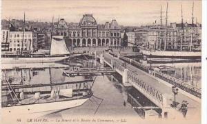 France Le Havre La Bourse et le Bassin du Commerce