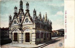 CPA PISA chiesa di S Maria della Spina . ITALY (468140)
