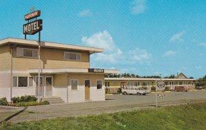 PINCHER CREEK , Alberta , Canada, 50-60s; Parkway Motel