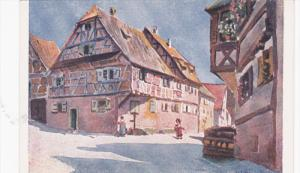 J. J. Waltz, HANSI, Oberbronn, ALSACE, France, 00-10s