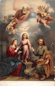 The Holy Family Murillo, National Gallery London Religion