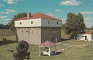 PRESCOTT , Ontario , Canada , 1950-60s;  Fort Wellington National Historic Park