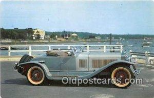 1927 Isotta Fraschini Roadster unused