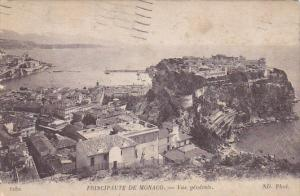Monaco Vue Generale 1936